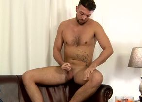 Leo Jenson in Filthy youngster Leo..