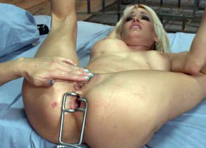 Insatiable milf, assfuck porno clamp..
