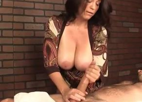 Buxomy Stepmom Needs Raunchy Family..