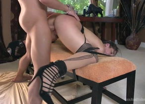 Abella Danger in Aggressive hump with..