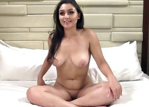 Steaming Danish-Arab Female Maya