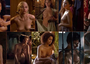 Hottest Globes OF GAME OF THRONES..