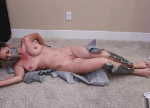 Captive Chrissy Marie - Wrapped,..