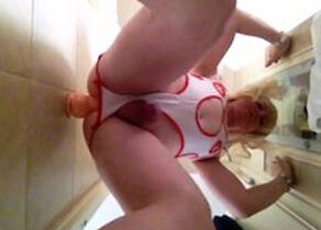Torrid unexperienced t-girl teases,..