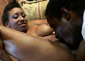 Shi Reeves is a fabulous ebony sex..