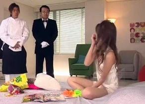 Unbelievable Asian lady Yume Ayaka in..