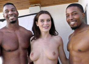 Big-titted Lana Rhoades Thirsts Big..