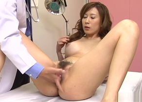 Hikari Kirishima gets plunged firm by..
